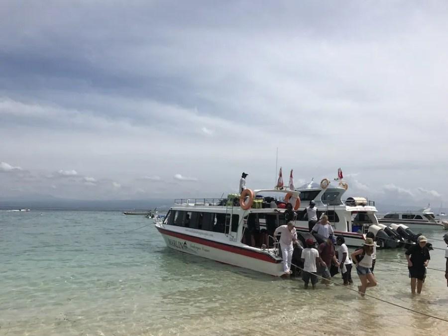 Lembongan Fast Ferry