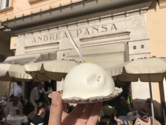 Andrea Pansa Bakery in Amalfi