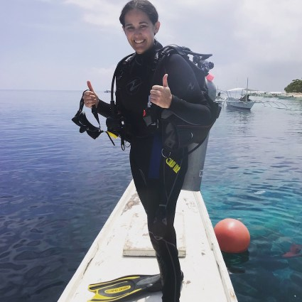 Diving in Panglao
