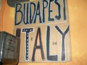 """""""Budapest-Italy with coffee and bike"""" by Asia Der"""