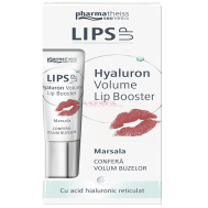 Lips Up Balsam de buze cu acid hyaluronic Pharmatheiss Marsala 7 ml