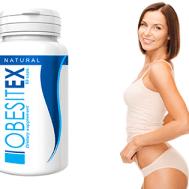 Obesitex, 60 capsule impotriva obezitatii