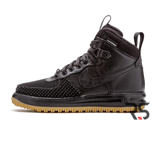 Кроссовки Nike Lunar Force 1 Duckboot «Black»