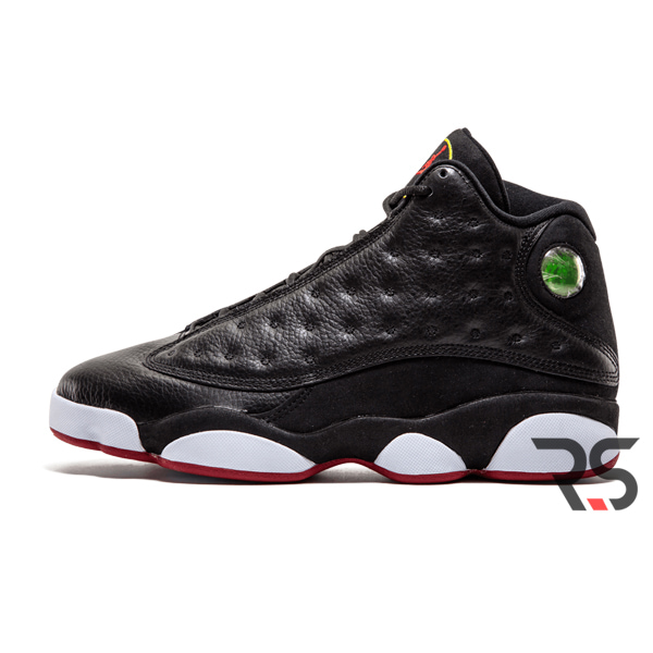 Баскетбольные кроссовки Nike Air Jordan 13 Retro «Black White Red» 0a83feeb8543e