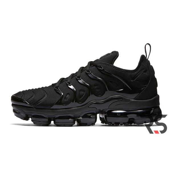 Кроссовки Nike Air VaporMax Plus «Black»