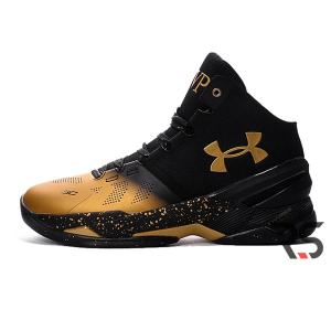 Кроссовки Under Armour Curry 2 MVP «Black Gold» 4c7282cf749