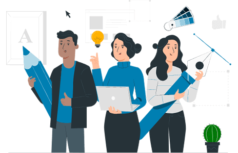 Business identity design