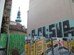 Pretty graffiti