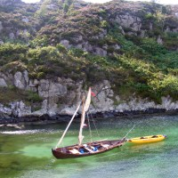 Rejected competition entries 1: Canoeing to Plockton