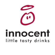 logo for innocent drinks brand showing a bottle given as an example for great copywriter