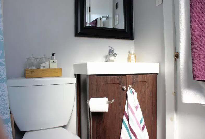 Organizing your At-Home Spa (Bathroom)