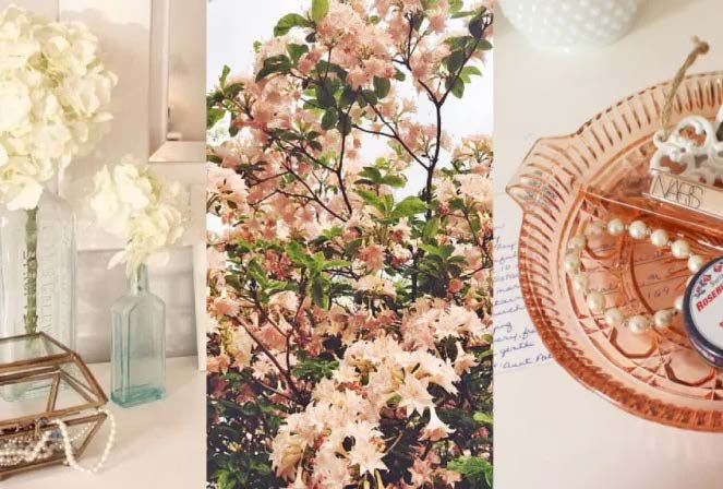 #Trending: Blush Accents