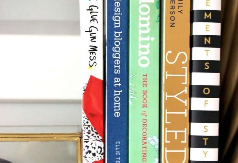 Five Inspiring Interior Design Books