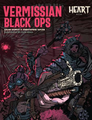 Vermissian Black Ops cover