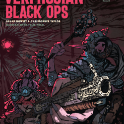 Vermissian Black Ops cover