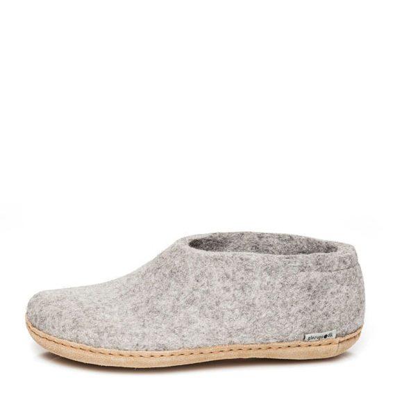 Glerup-Felt-Shoe-Grey1