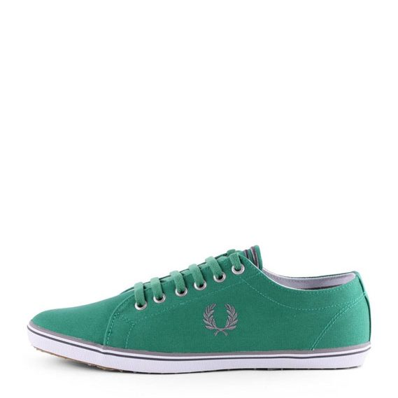 _Fred-Perry-Kingston-Twill-Pine-Green-1