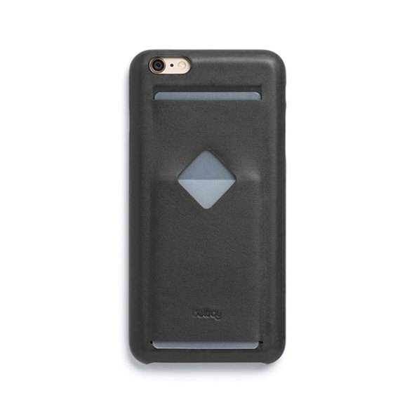 Bellroy Phone (i6) Case 3 Card Charcoal