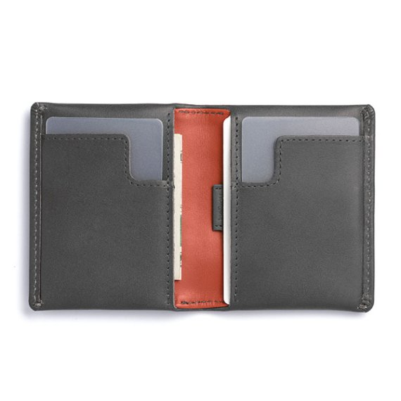 Bellroy Slim Sleeve Wallet Charcoal