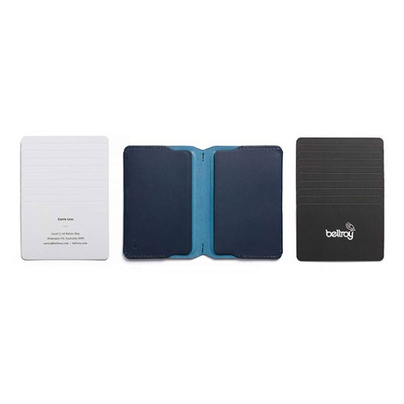 Bellroy Card Holder Blue Steel