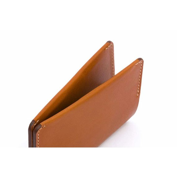 Bellroy Card Holder Caramel