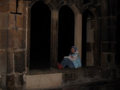 Durham cathedral clositers 2
