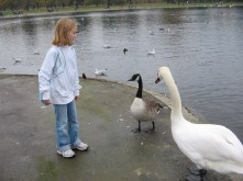 Kate and Swan