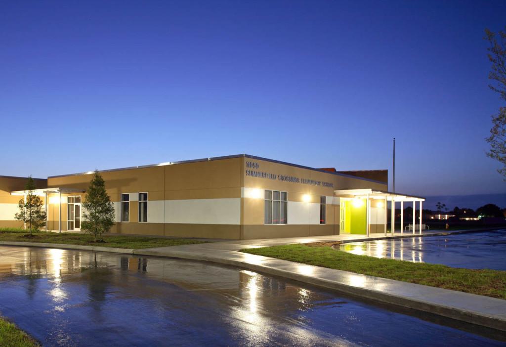 Summerfield Crossings Elementary  Rowe Architects