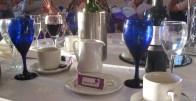 Wedding drinks...