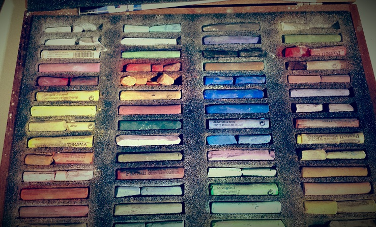 Simone's Pastels