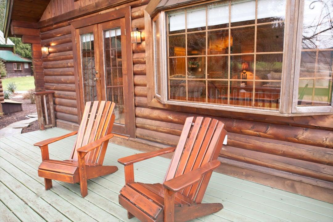 cabin-patio