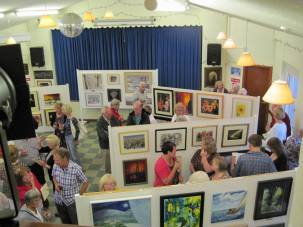 Art Group exhibition preview