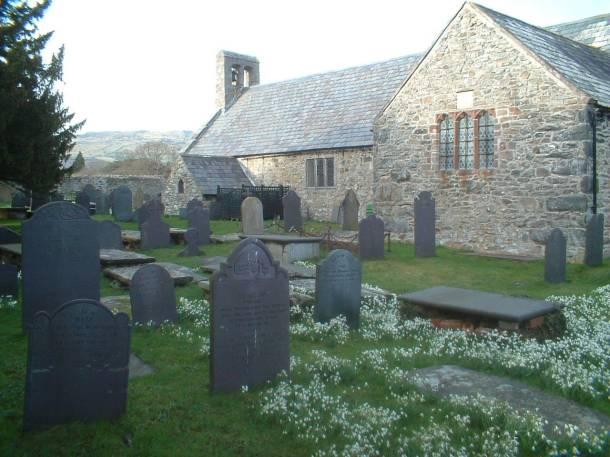 caerhun church 1