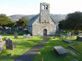 Caerhun Church