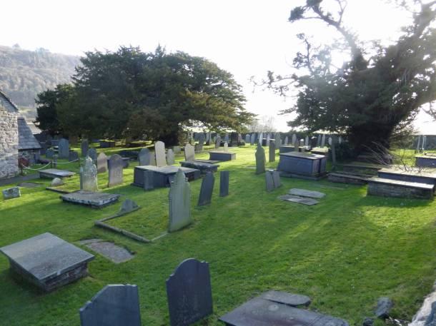Caerhun Churchyards