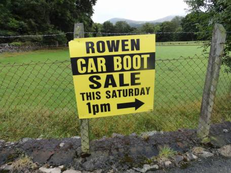 Car Boot Sales now start at 12 midday