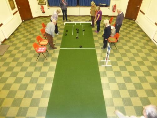 short mat bowling