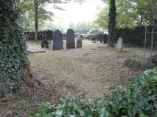 Baptist Graveyard after a good tidy-up