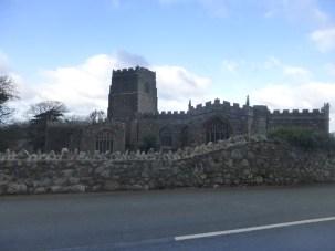 St. Bueno's Church at Clynnog Fawr