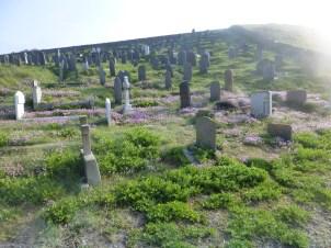 Churchyard at Aberdaron