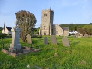 St. Einion's Church at Llanengan