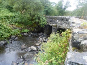 Bridge over Afon Nantmor