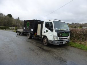 Tree surgeons' transport