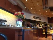Le comptoir du Junoesque Bagel Café