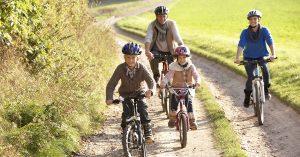 Najlepsze miejsca na wycieczkę rowerową z dzieckiem