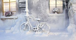 Przechowywanie i konserwacja roweru na zimę