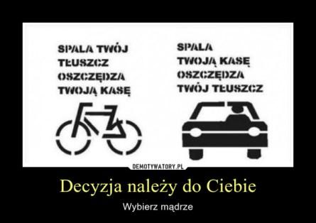 Wybierz rower
