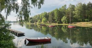 trasy rowerowe Katowice - Jezioro Chechło-Nakło