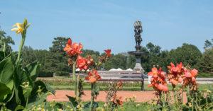 trasy rowerowe Tychy - Park Świerklaniec