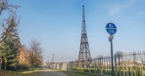 trasy rowerowe Bytom - Radiostacja Gliwice